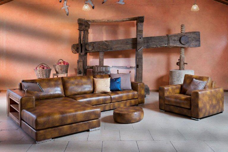 Divano mango venice arredamenti interni divani for Bergamin arredamenti mestre